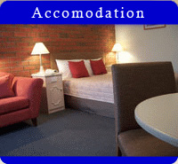 Quality accommodation in the heart of Bendigo. Comfort, convenience and tastefully furnished spacious rooms with mini-bar, spa and air-conditioning.